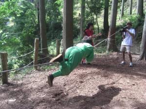 <Rope-Walking>