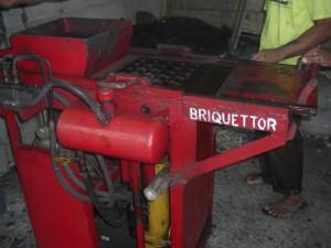 Electric Briquettor