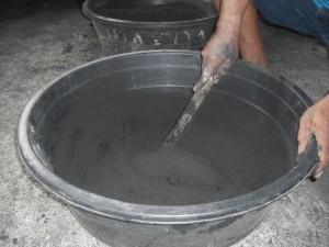 (6) Stir it.