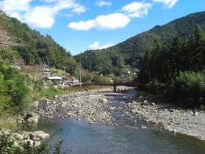 Umaji Village, Kochi, Japan