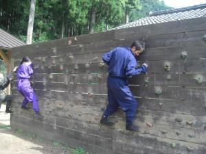 <Wall-Creeping>